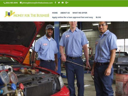 Responsive Design Website – Professional Services Company