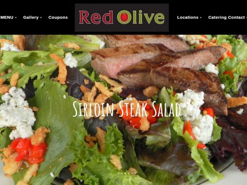 Responsive Design Website – Restaurant